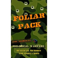 OG Bio War Foliar Pack 4 oz