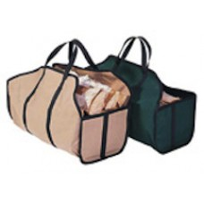 Canvass Firewood Carrier