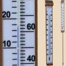 Solar Copper Thermometer